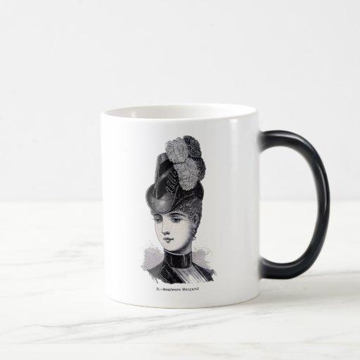 """Margaret"" Coffee Mugs"
