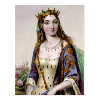 Margaret of Anjou Postcard