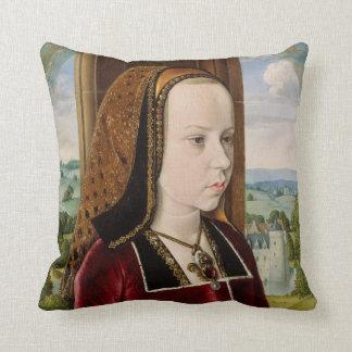 Margaret of Austria Pillow