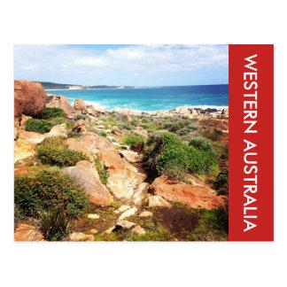 margaret river west australia postcard