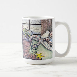 Margaret Scott Christmas Stocking mug