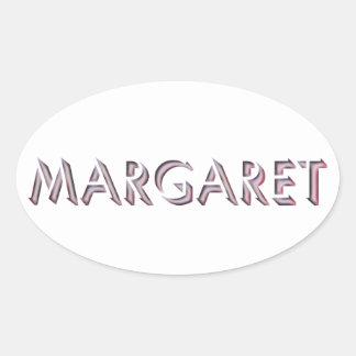 Margaret sticker