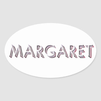 Margaret sticker name