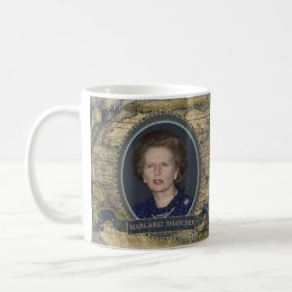 Margaret Thatcher Historical Mug