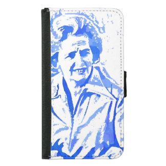 Margaret Thatcher Pop Art Portrait