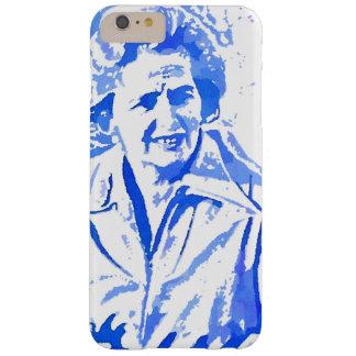 Margaret Thatcher Pop Art Portrait Barely There iPhone 6 Plus Case