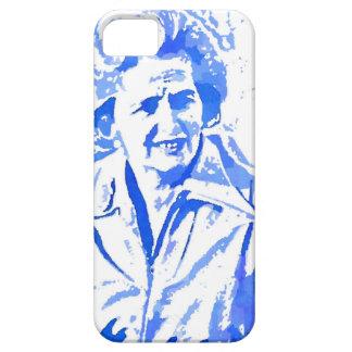 Margaret Thatcher Pop Art Portrait iPhone 5 Case