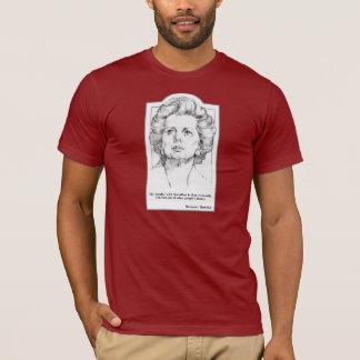 Margaret Thatcher - Socialism t-shirt