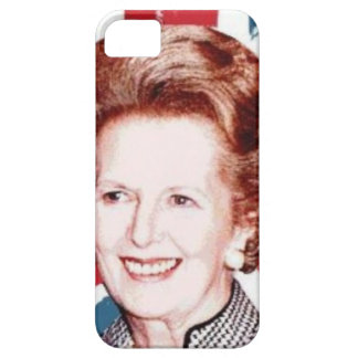 MARGARET THATCHER UNION JACK iPhone 5 CASE