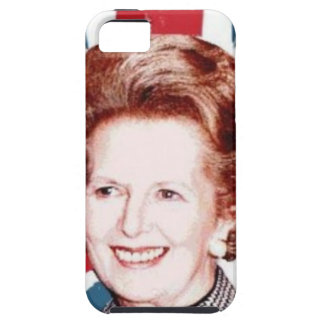 MARGARET THATCHER UNION JACK iPhone 5 CASES