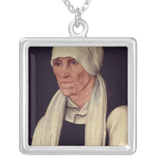 Margarethe Luther , mother of Martin Luther Silver Plated Necklace