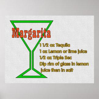 Margarita Posters