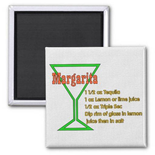 Margarita Aimant Pour Réfrigérateur
