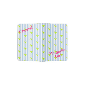 Margarita And Limes Fiesta Party Passport Holder