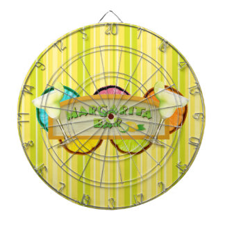 Margarita bar dartboard