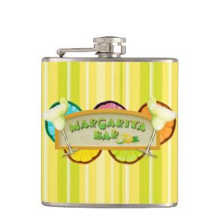 Margarita bar hip flask