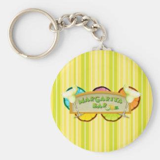 Margarita bar keychain