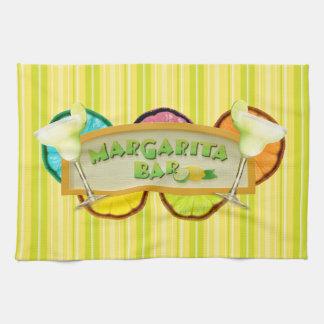 Margarita bar kitchen towel