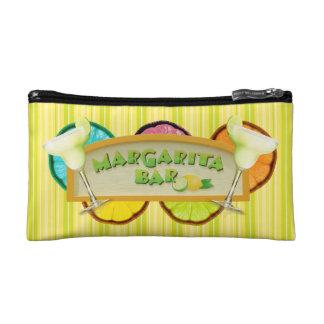 Margarita bar makeup bag