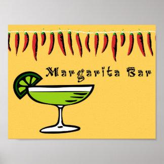 Margarita Bar Sign