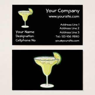Margarita Business Card