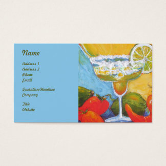 Margarita Business Cards