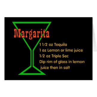 Margarita Carte De Vœux