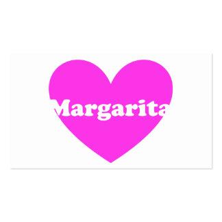 Margarita Modèles De Cartes De Visite