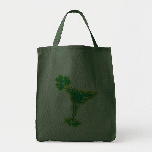 Margarita de shamrock sac