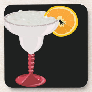 Margarita Glass Coaster