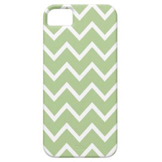 Margarita Green Chevron iPhone 5 Case