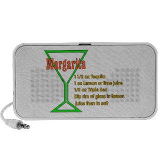 Margarita Haut-parleur iPod