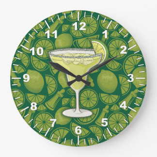 Margarita Large Clock