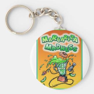 Margarita Madness for Cinco de Mayo Basic Round Button Keychain
