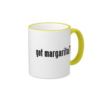 margarita obtenue ? tasse à café