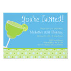 Margarita Party Invitation