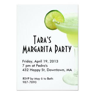Margarita Party Invitations