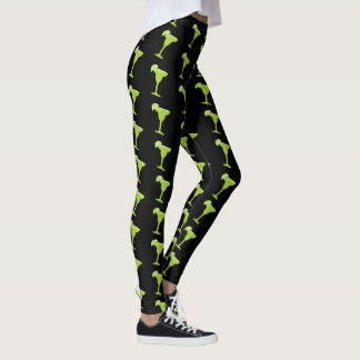 Margarita Pattern Leggings