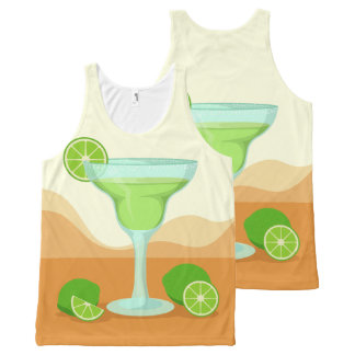 """Margarita"" tank top"