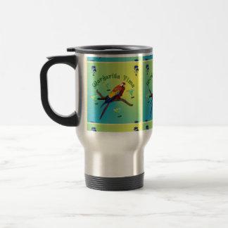 Margarita time travel mug