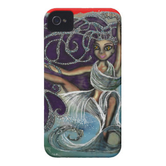 Margarita wrapped in the Eternal Waters iPhone 4 Case-Mate Case
