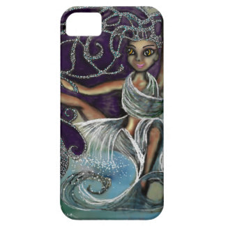 Margarita wrapped in the Eternal Waters iPhone 5 Cover