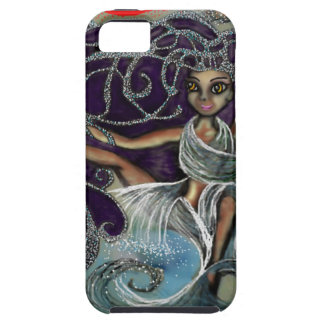 Margarita wrapped in the Eternal Waters iPhone 5 Covers
