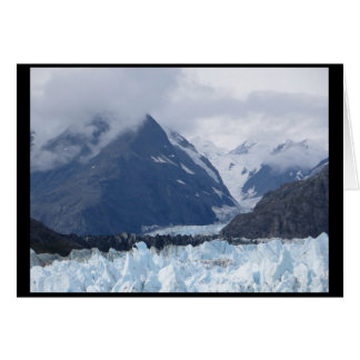 Margerie Glacier September 2016 Card
