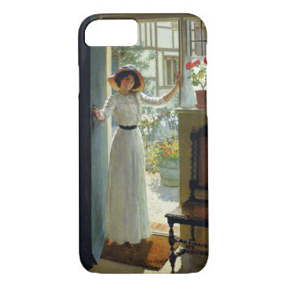 Margetson, At the Cottage Door iPhone 7 case
