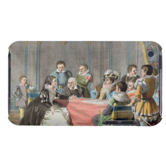 Marguerite de Valois (1553-1615) in front of the S Barely There iPod Case
