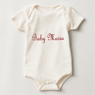 maria baby bodysuit