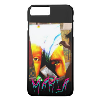MARIA by YOURS TRULY, (CAPITAL W) iPhone 7 Plus Case