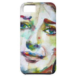 MARIA CALLAS - watercolor portrait.2 iPhone 5 Cover