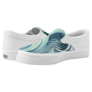 Maria Damianou  Water Challenge Slip-On Sneakers